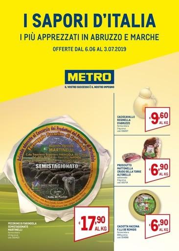 Volantino Metro | offerte e prezzi - PromoQui