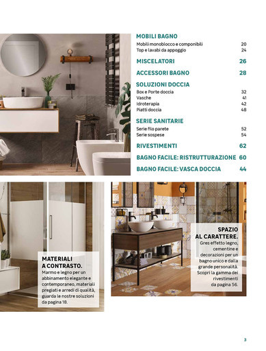 Offerte Vasche da bagno, negozi per arredare casa - PromoQui