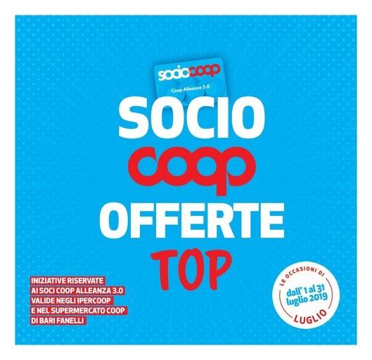 4a9a9d475a Volantino Ipercoop Molfetta: offerte