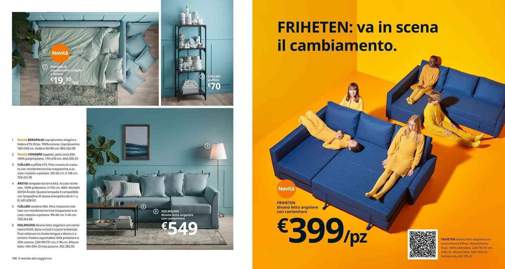 Divano Letto Ikea 99 Euro.Offerte Divani Angolari Negozi Per Arredare Casa Promoqui