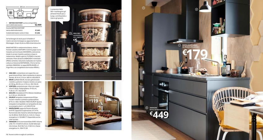 Offerte Cucine ikea a Firenze, negozi per arredare casa ...