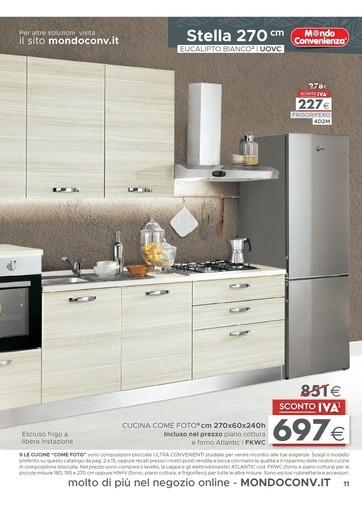 Offerte Mondo convenienza cucine a Terlizzi, negozi per ...