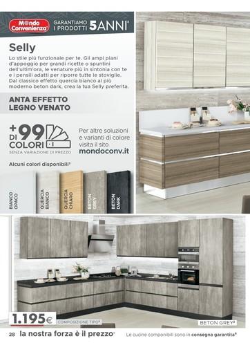 Mondo Convenienza Pisa Cucine Componibili.Offerte Mondo Convenienza Cucine A Pisa Negozi Per Arredare