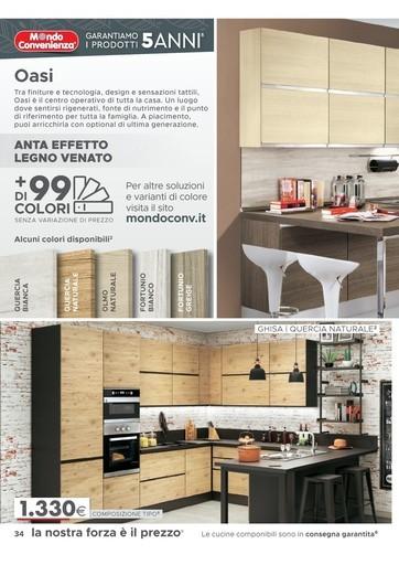 Mondo Convenienza Cucina Stella 330.Offerte Mondo Convenienza Cucine A Pisa Negozi Per Arredare