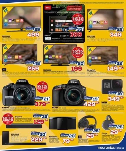 Offerte Canon 1300D a Catania, prezzo negozio vicino