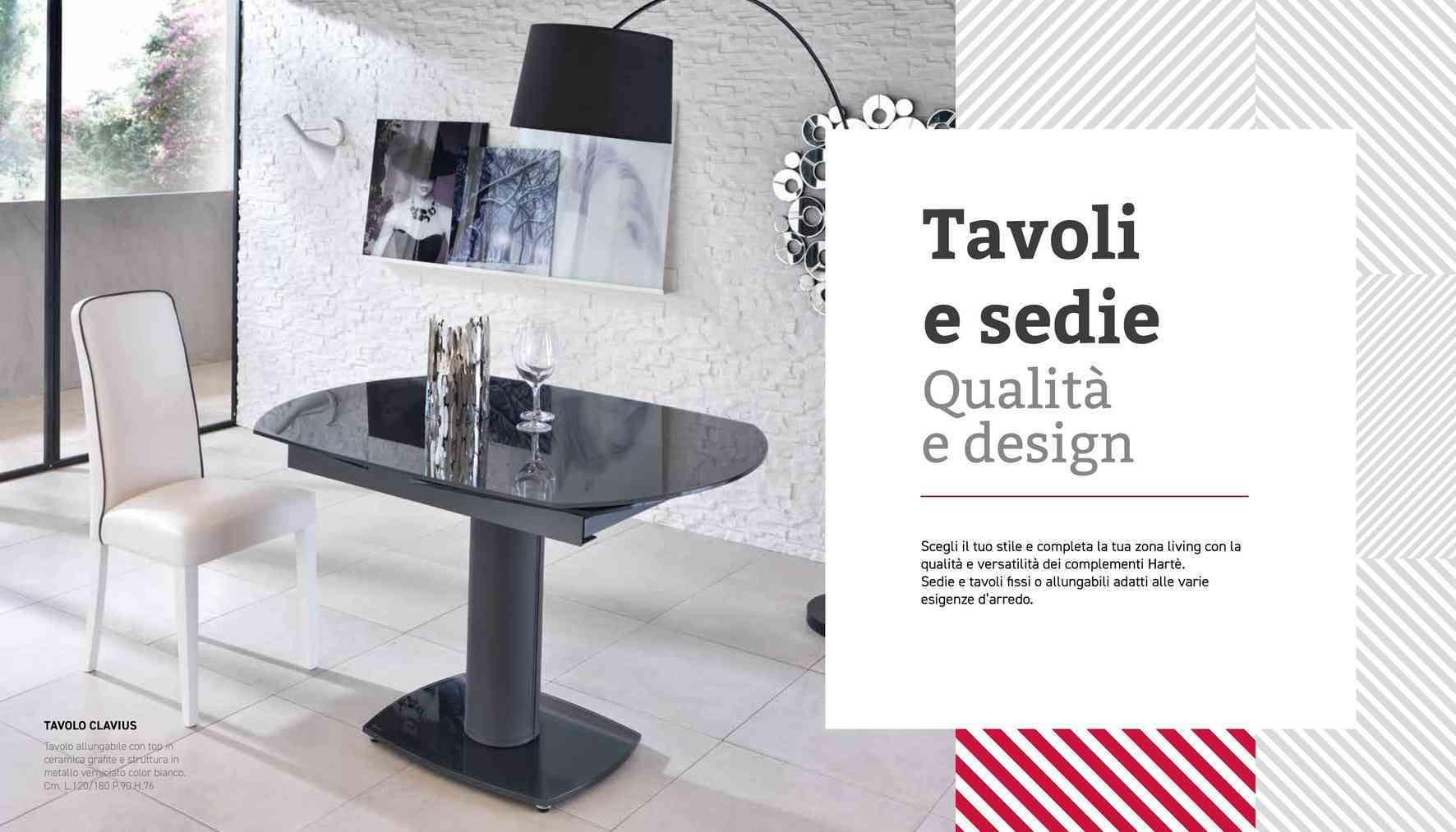 Tavoli Cristallo Allungabili Chateau D Ax.Offerte Tavoli Allungabili Negozi Per Arredare Casa Promoqui