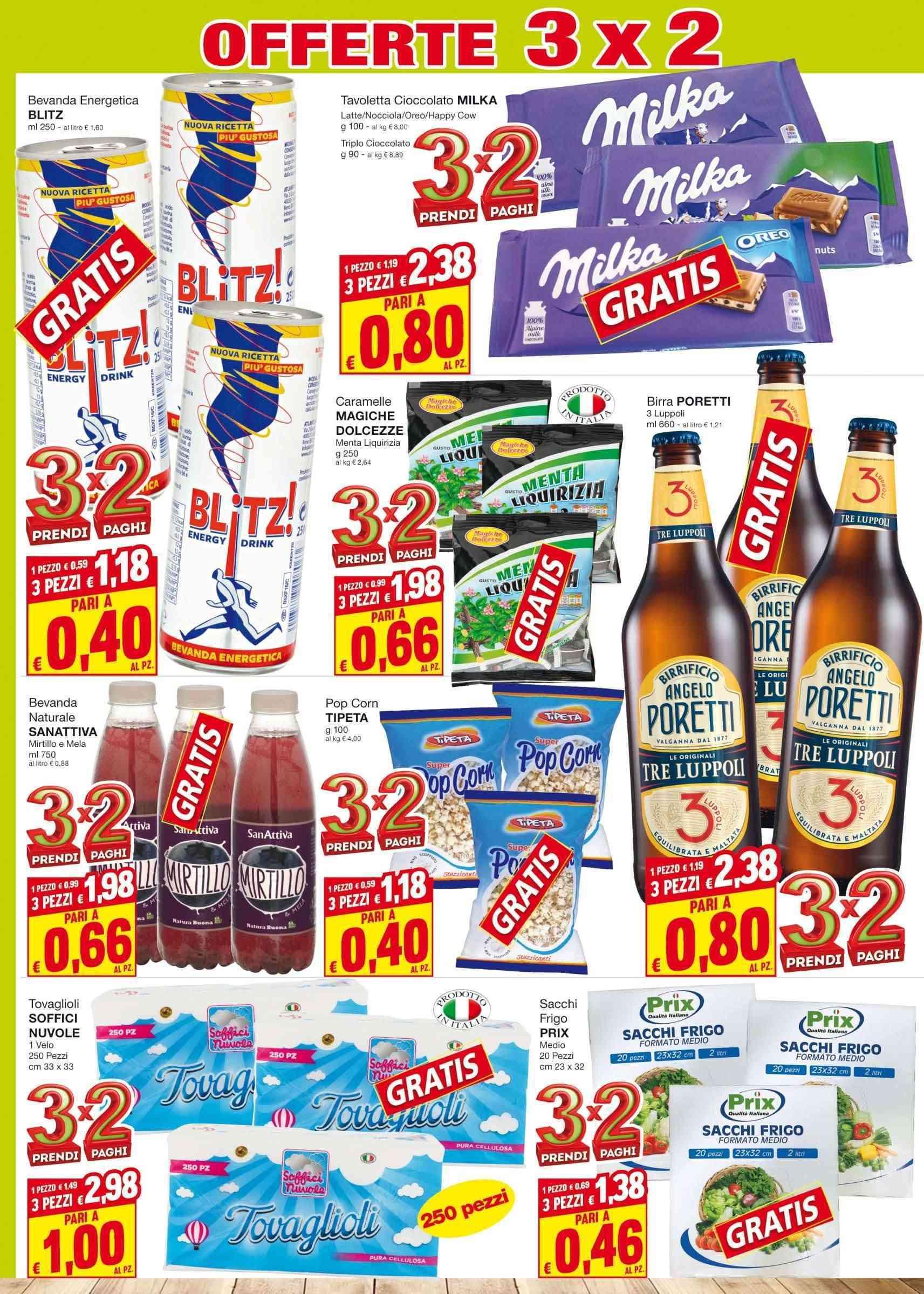 SP Volantino Auchan Alla ricerca della magia Page 30
