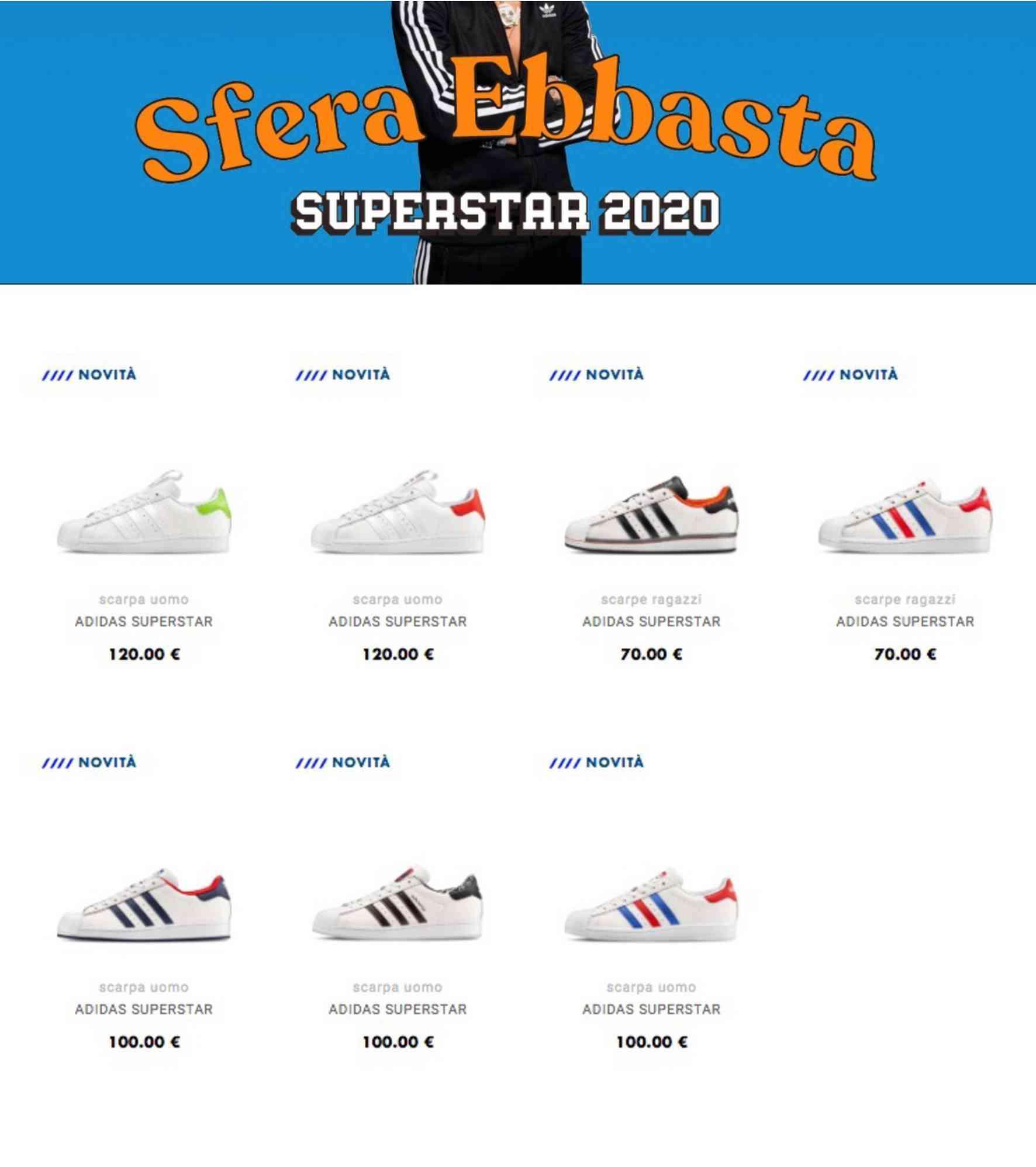Scarpe in offerta Milano, promozione scarpe e sconti volantino