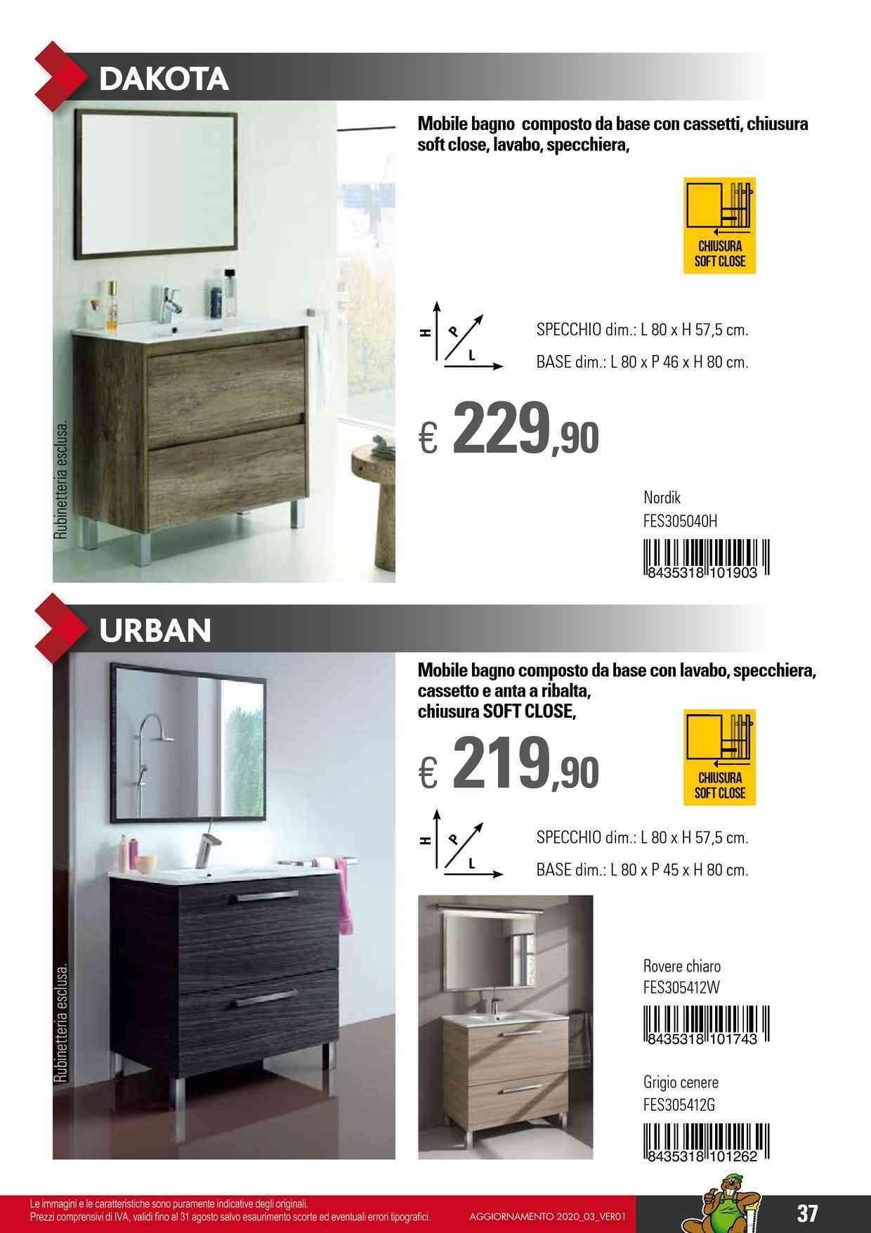 Arredamenti Rivarolo Canavese offerte mobili bagno a rivarolo canavese, negozi per