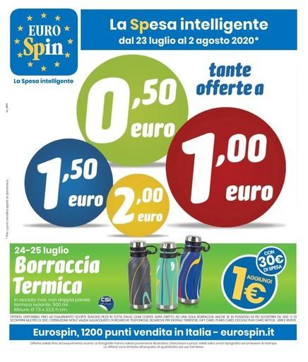 Volantino Eurospin Cassano d'adda: offerte e orari dei